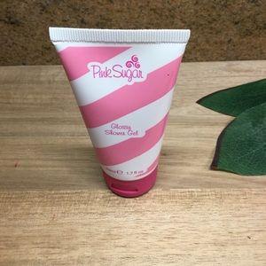 New Pink Sugar Glossy Shower Gel